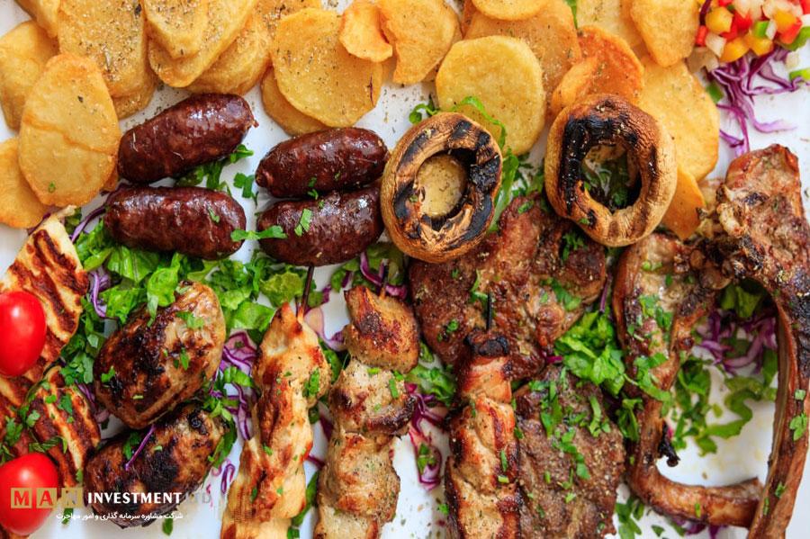 تنوع غذایی در قبرس شمالی